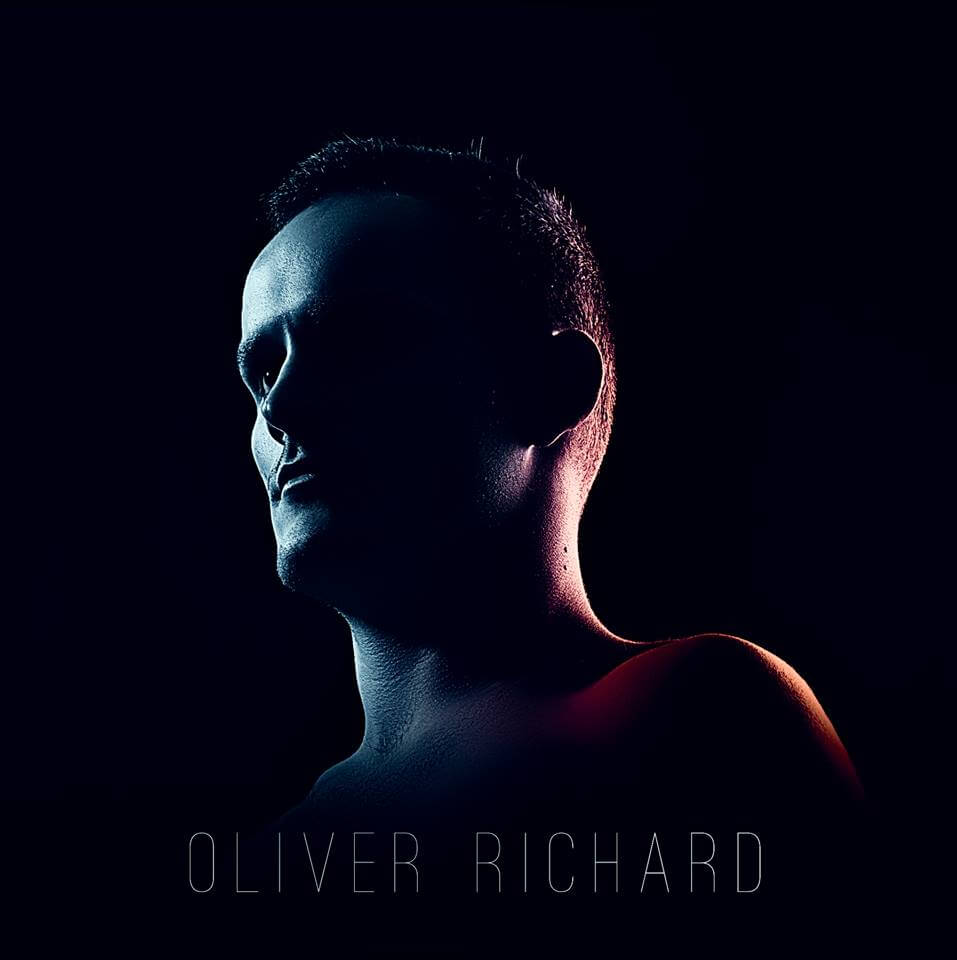 Oliver Richard Alternate White Finger EP Cover