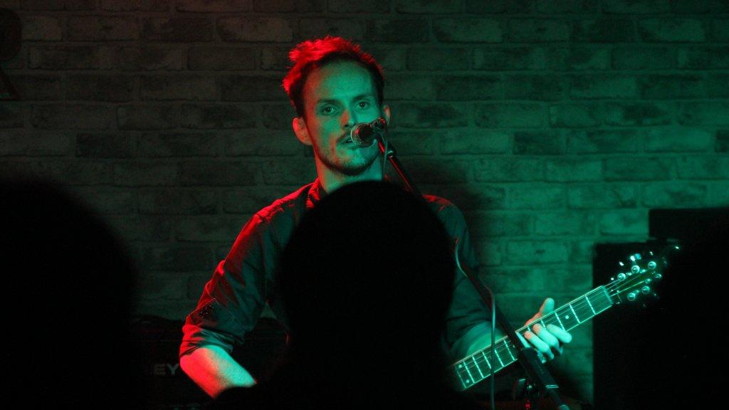 Oliver Richard Live The Cellar Aberdeen 2019