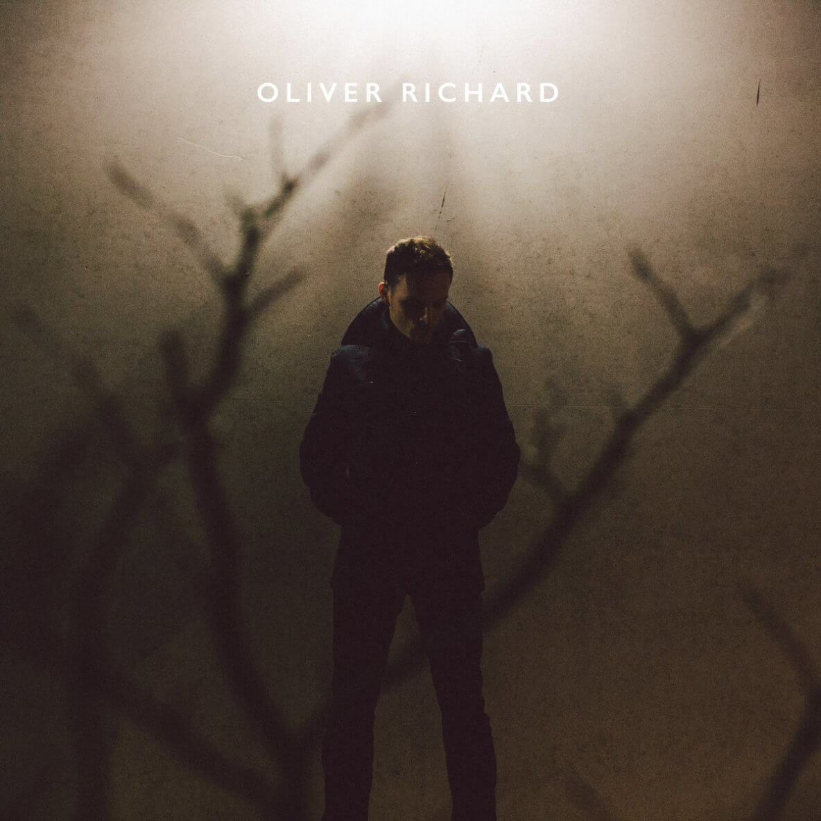 Oliver Richard - Hungry Single Front Cover (Photography: Alex Holroyd)