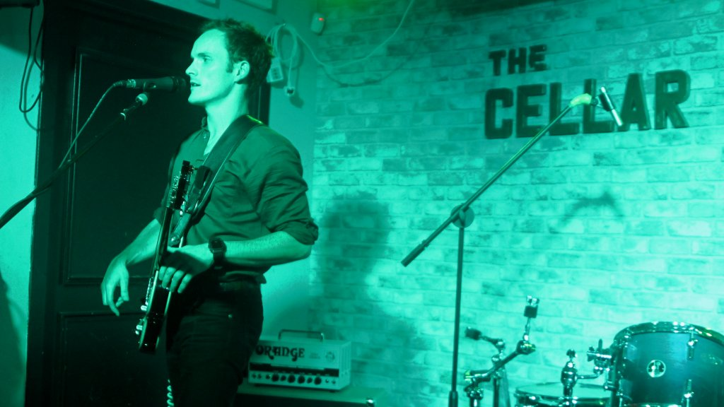 Oliver Richard Live at The Cellar Aberdeen 2019