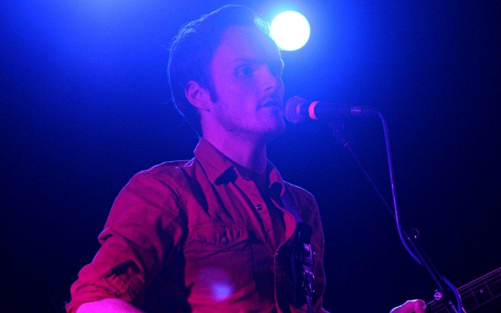 Oliver Richard Live Cafe Drummonds Aberdeen 21.2.20