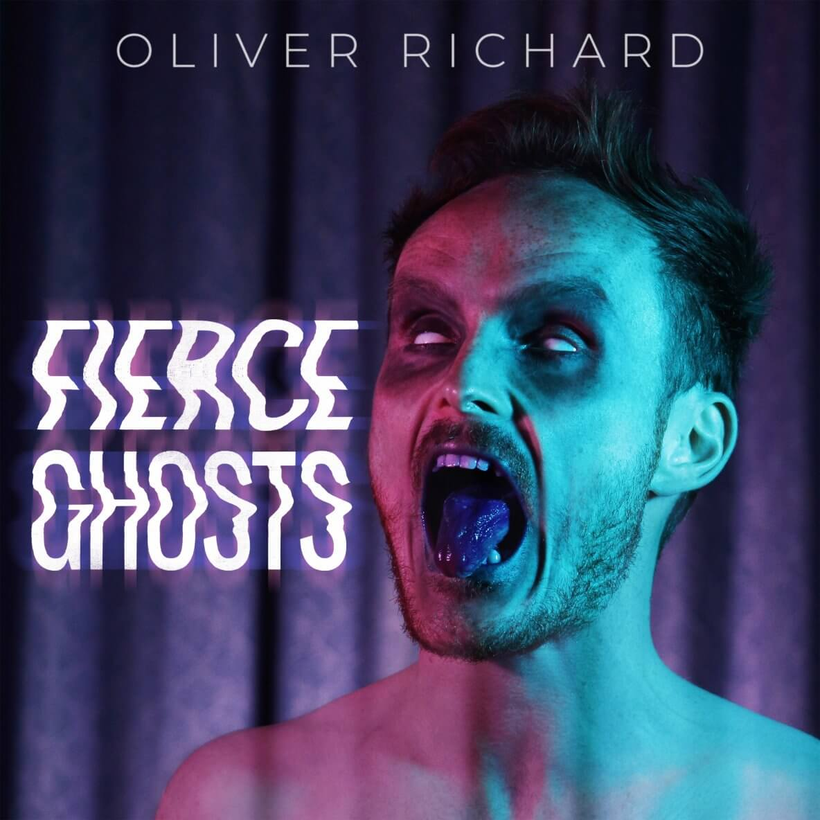 Oliver Richard Fierce Ghosts 2020